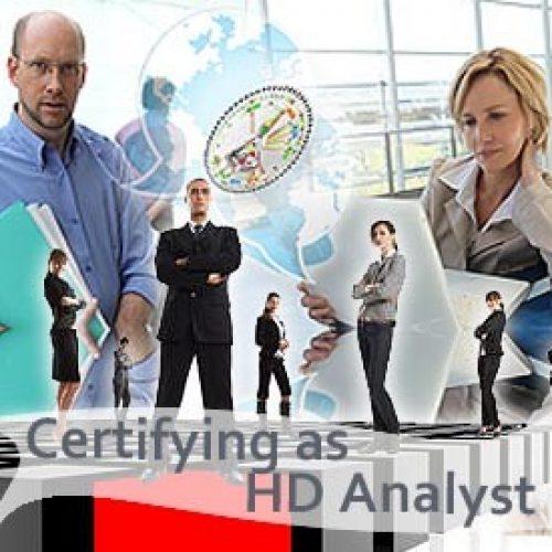 HDS Professional Training Level 4