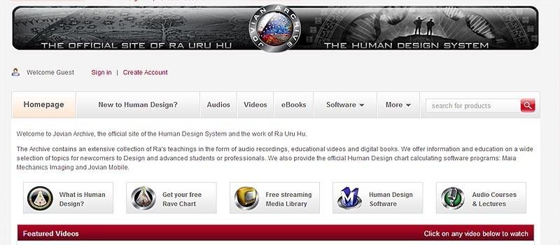 HDS Jovian Archive